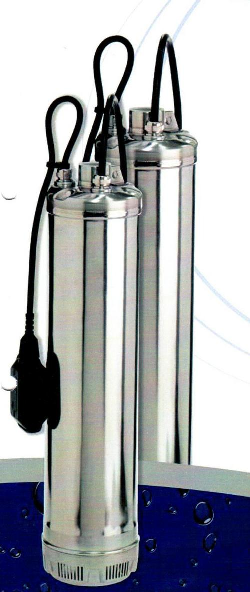 Franklin Make SS Submersible Pumps