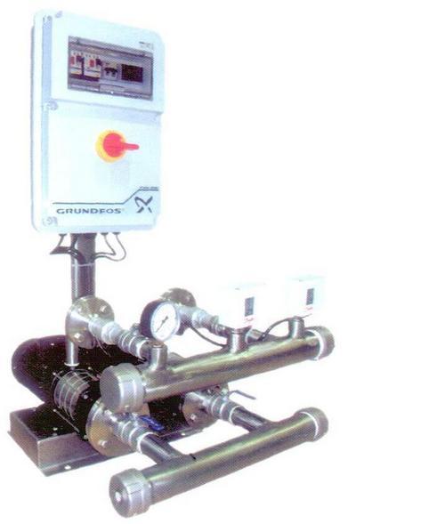 Grundfos CM Twin Booster Pumps
