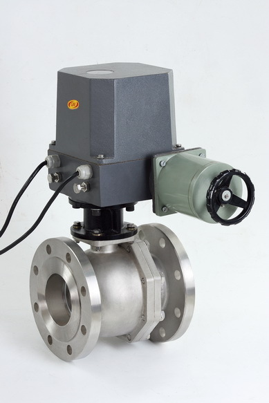 Electric Actuated Ball Valves