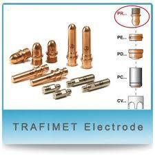 Trafimet Plasma A101 Consumables