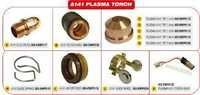 Trafimet A141 Plasma Torch Parts