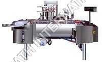 Six Head Ampoule Filling Machine