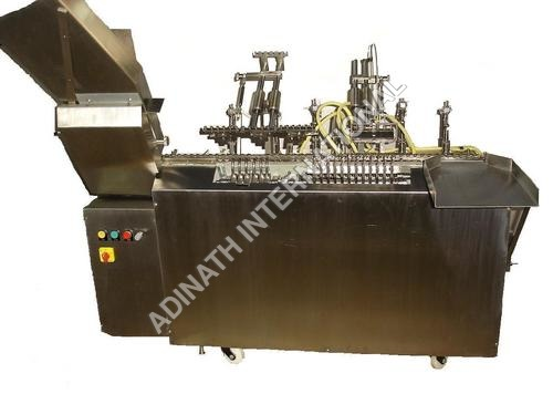 Eight Head Ampoule Filling Machine