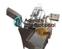 Double Syringe Ampoule Filling Machine