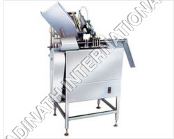 Single Stroke Ampoule Filling Machine