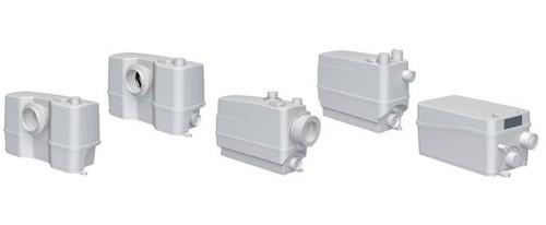 Grundfos Make Pumps for Basement Toilets