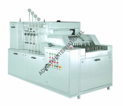 High Speed Vial Washing Machine