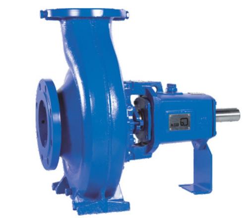 KSB MEGA-Centrifugal End Suction Pumps