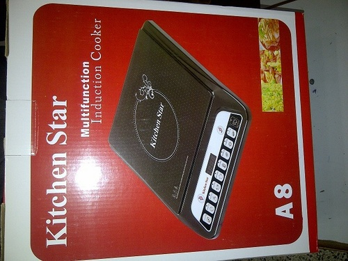 Induction Cooker Kitchen Star