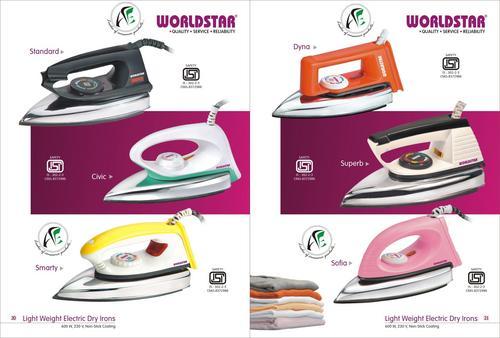 World Star Iron