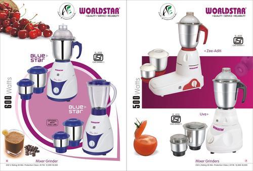 World Star Mixer 3 Jar Supplier