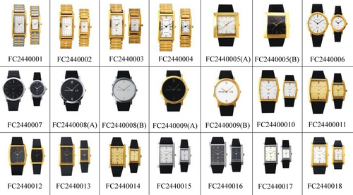 Foce Watches