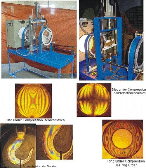 Diffused Light Research Polariscope