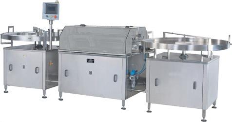 Automatic Bottle External Washing Machine