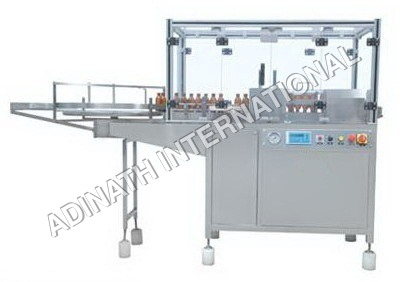 Automatic Airjet Vacuum Cleaning Machine