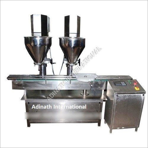 Automatic Funnel Type Bottle Filling Machine