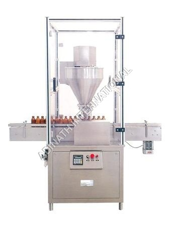 Single Auger Powder Filling Machine