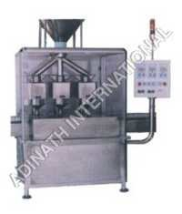 Powder Filling & Capping Machine