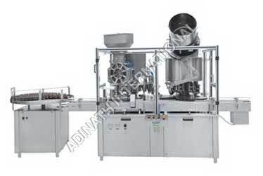 Pharmaceutical Dry Powder Filling Machine
