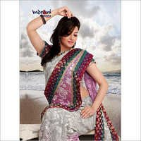 Printed Wedding Sarees