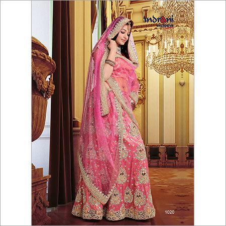 Bridal Lehenga Sarees