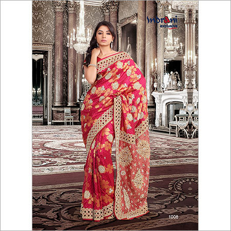 Traditional Silk Sarees