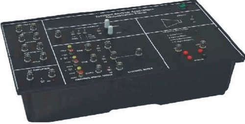 Spectrum Analyzer Application Demonstration Trainer
