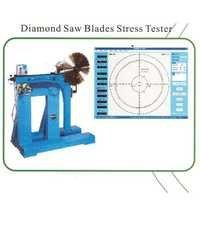 Diamond Saw Blades Stress Tester