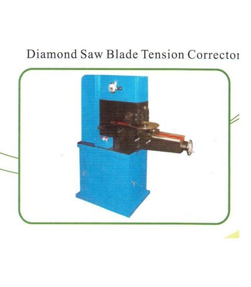 Diamond Saw Blade Tension Corrector