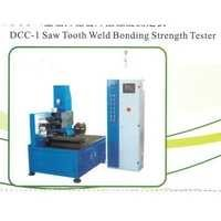 Saw Tooth Weld Bonding Strength Tester