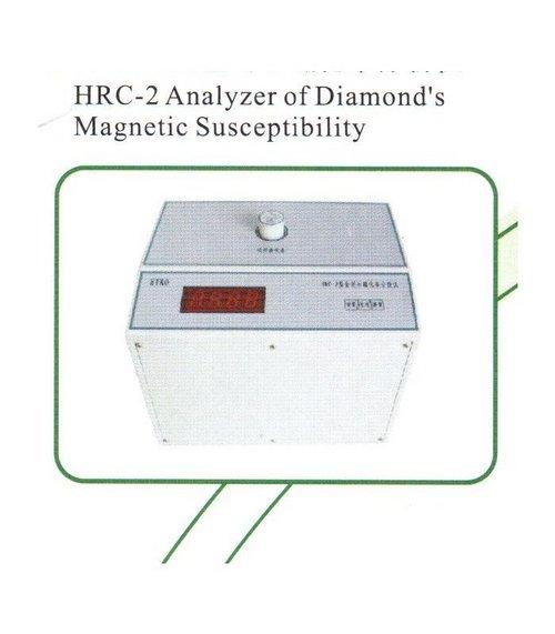 Magnetic Susceptibility Analyzer for Diamond
