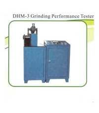 Grinding Performance Tester