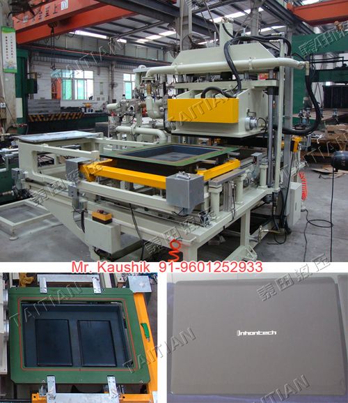 Laptop Housing Vacuum Compression Moulding Presses