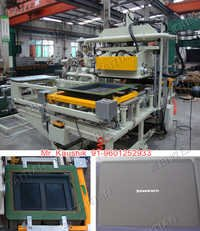 Laptop Housing Vacuum Compression Moulding Presses