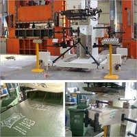 Hot Foil Stamping Press