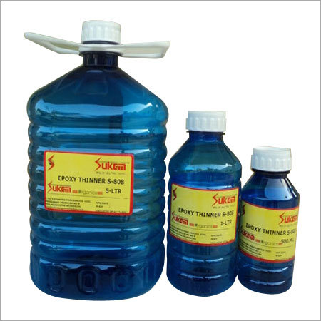 Epoxy Paint Thinner