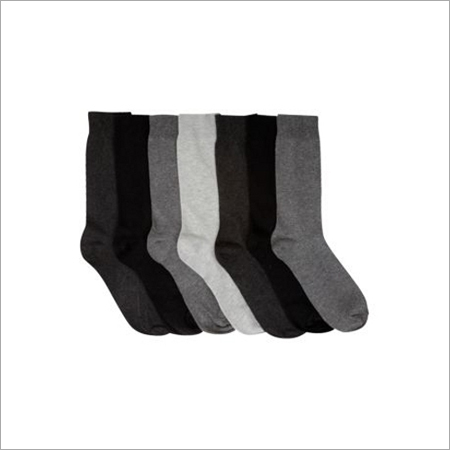 Plain Wool Socks