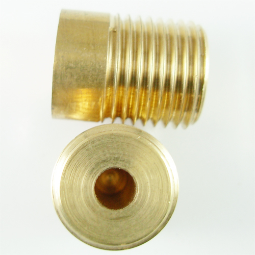 Blank Brass Adaptor