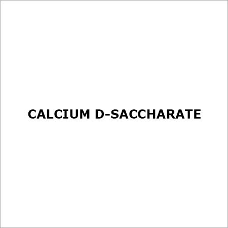 Calcium D-Saccharate