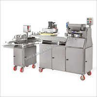 Rasgulla Portioning Cutting Machine