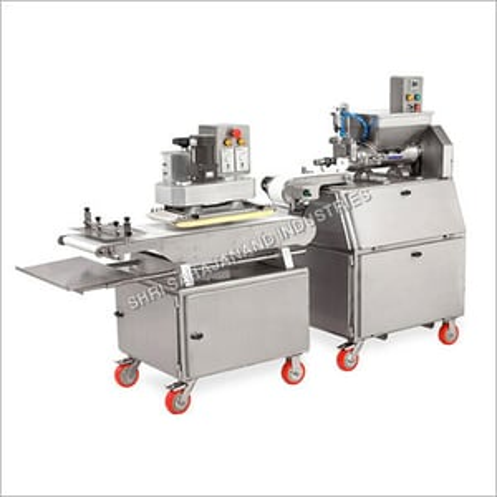 Multipurpose Rounder Machine