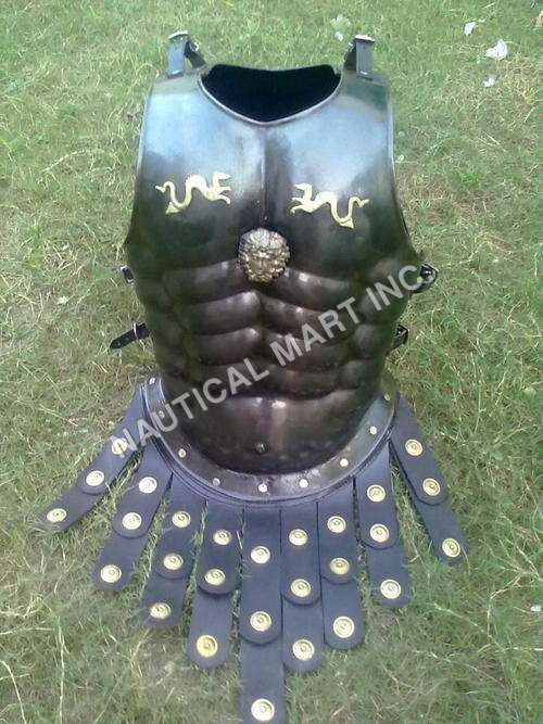 Muscle Armour Breastplate