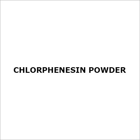 Chlorphenesin