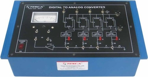 Digital To Analog Converter D to A