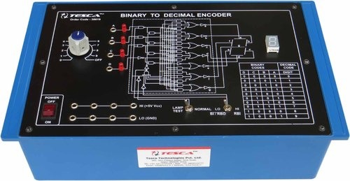 Binary to Decimal Encoder