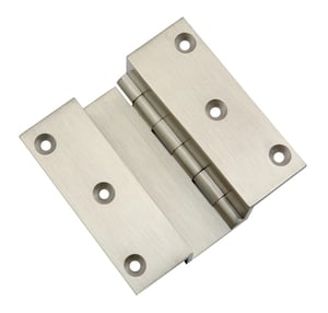 """3/4"""" Brass W Type Hinges 2 in 1"""