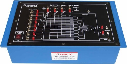 Digital Multiplexer 8 Bit