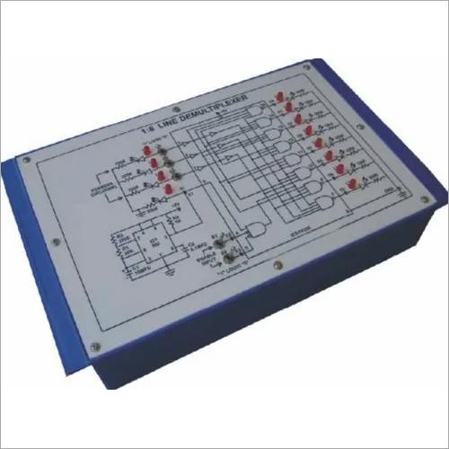 1 : 8 Line Demultiplexer (digital)