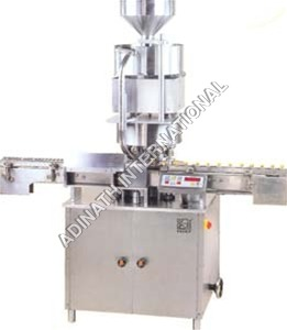 Vial Capping Machine