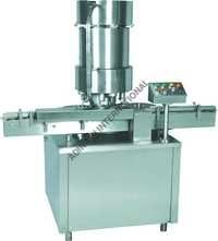 Four Head Vial Cap Sealing Machine